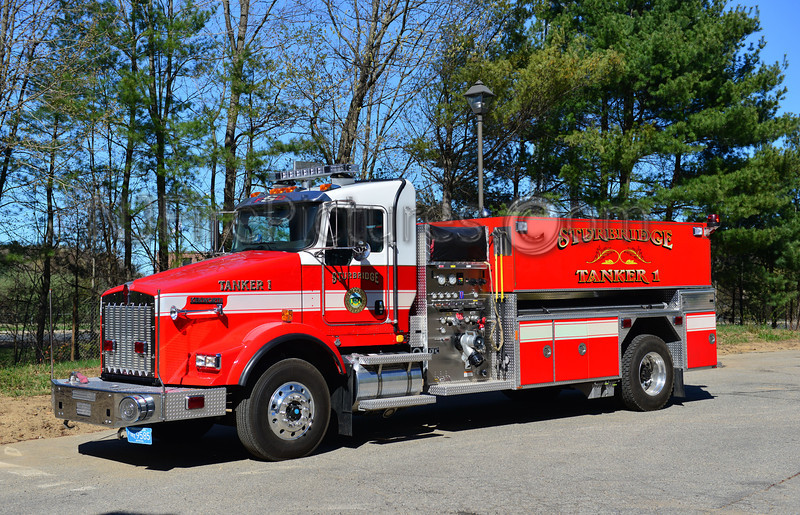 STURBRIDGE TANKER 1 - 2010 KENWORTH/EMERGENCY ONE 1250/2000