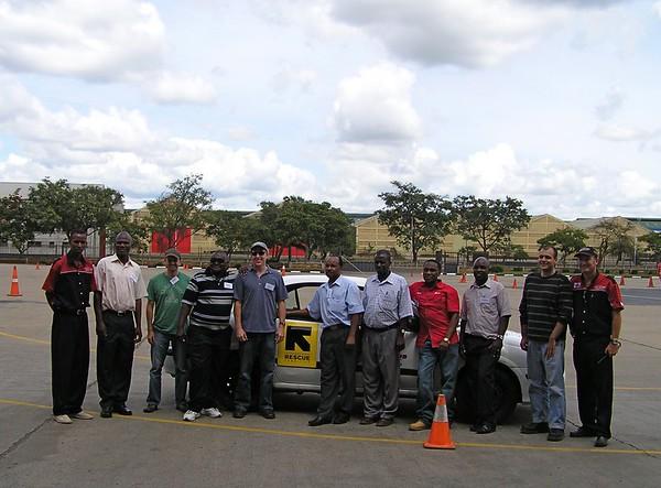 2010 Training Photos