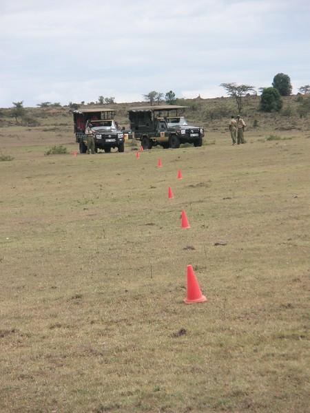 Cheli & Peacock Training Mara 201
