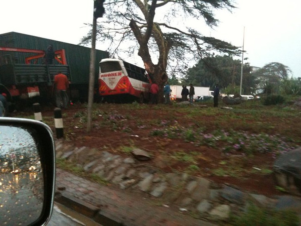 KENYA ROAD ACCIDENTS