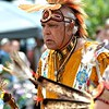 Ben Adams, his father Ken Adams is Chief of the Upper Mattaponi Tribe.