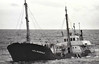 1980 - 12/07 - December 7th - HELMSDALE - 402GRT/480DWT - 46.8 x 8.1 - 1956 Jos L Meyer, Papenburg, No.473 - AM Simpson, Aberdeen - wrecked off Scurdyness Light, Montrose, 1981 broken up at Inverkeithing.