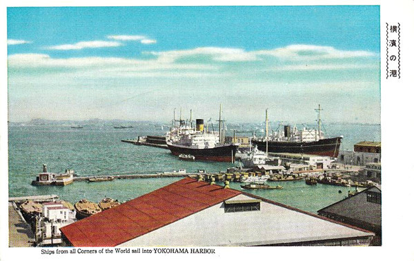 PORTS AND HARBOURS OF THE WORLD