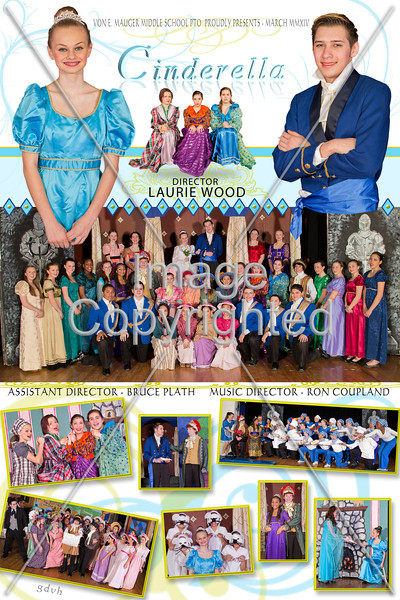 Cinderella - Mauger Middle School