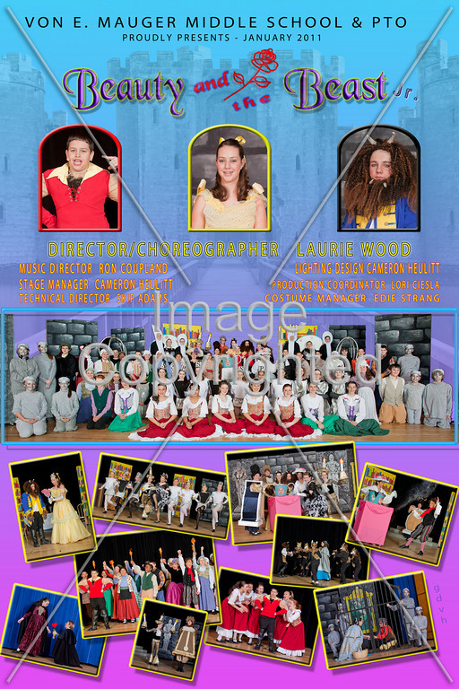 Cast Poster is 12x18 or available as a 20x30. Please drop me a note if you would like to order additional pictures.