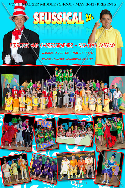 SEUSSICAL - MAUGER MIDDLE SCHOOL
