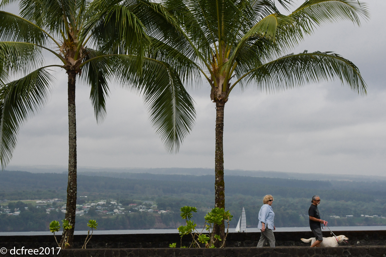 HILO WALKING PATH