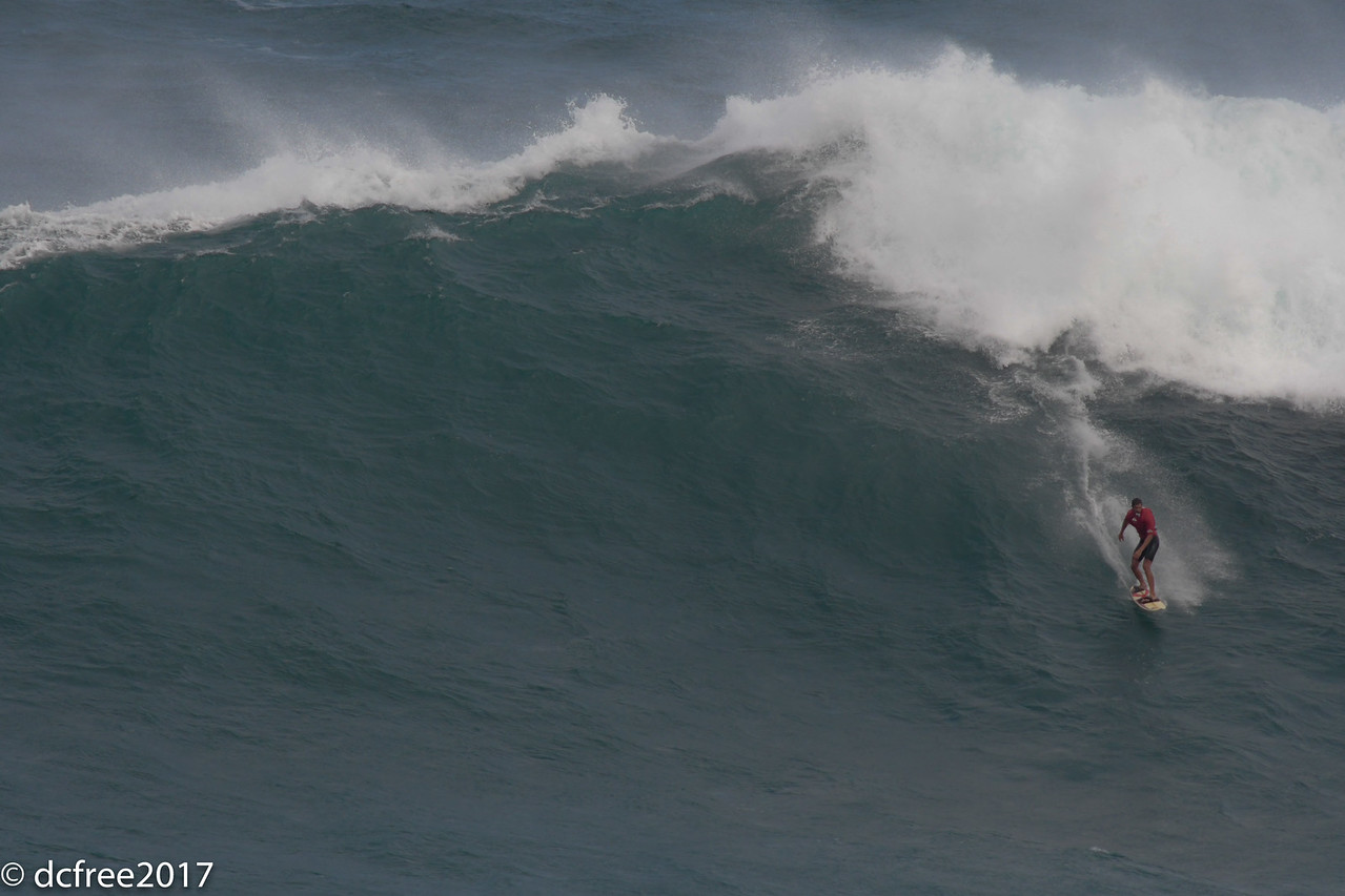 PEAHI JAWS BIG WAVE 2