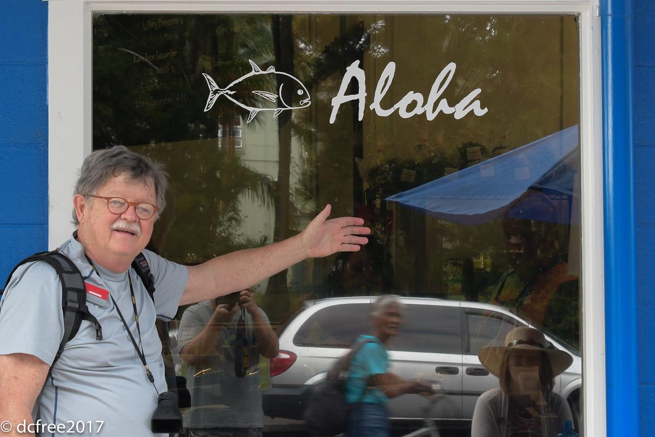 ALOHA FROM HILO
