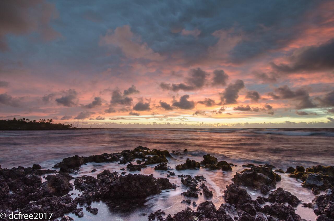 SEASCAPE ISAAC HALE HAWAII