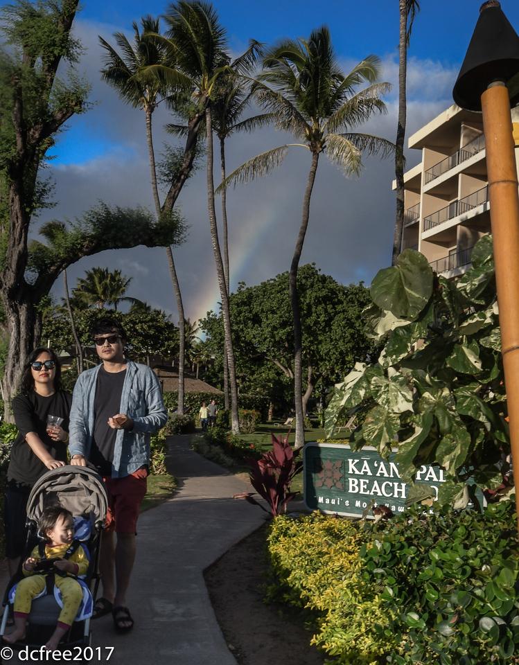KAANAPALI BEACH HOTEL RAINBOW