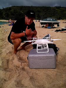 Chris drone