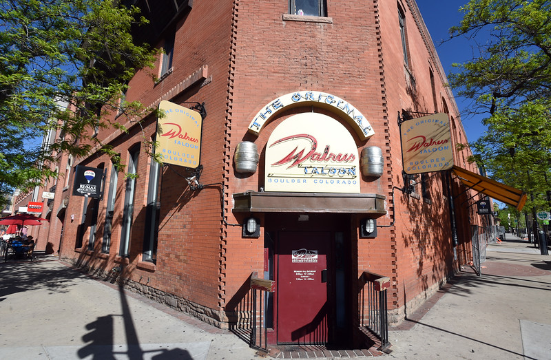 Walrus Saloon in Boulder