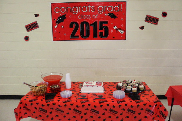 Graduation Parties - WHS Class of 2015
