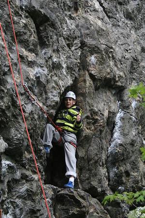 Rock Climbing Spring 2015