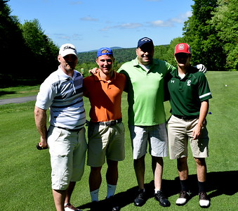 Senior Golf Outing