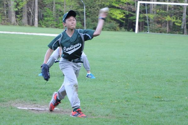Thirds Baseball vs. Mascoma