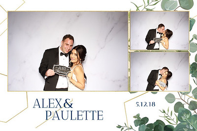 Alex and Paulette's Wedding