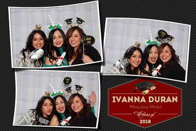 Ivanna Duran's Grad Party