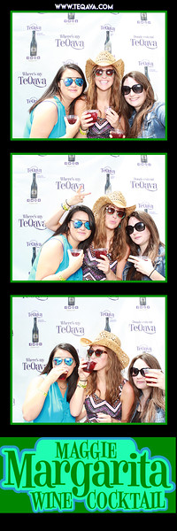 Tequava at the Strawberry Tequila Festival