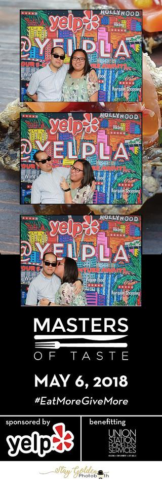 Yelp Event: Masters of Taste