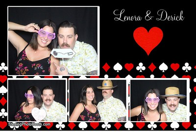 Lenora & Derick's Wedding
