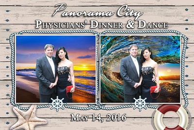 (Booth 1) Panorama City Physicians' Dinner & Dance