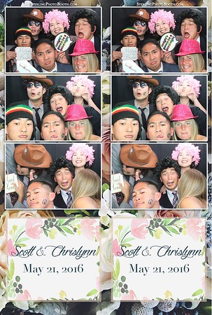 Scott & Chrislynn's Wedding