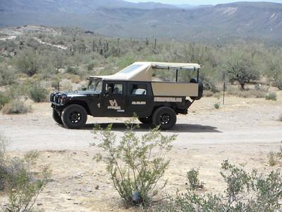 5-14-13 PM ATV SHOOTING CHAD/REX/BRETT/ROB