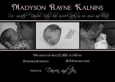 Madyson Rayne