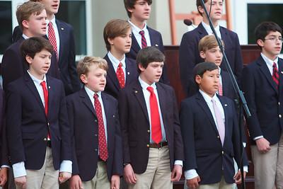 Junior School Graduation and Honors 2015