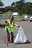 MBA, Marin Builders, Highway cleanup