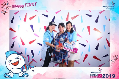 MB Ageas Life | FAMILY EKIDEN 2019 | instant print photo booth in Ha Noi | chụp ảnh lấy ngay cho Sự kiện tại Hà Nội | Photobooth Hanoi