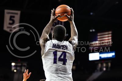 Oral Roberts University plays Kansas State University in Basketball at Bramlage Coliseum in Manhattan, Kansas on November 29th, 2017 (Photo by Cooper Kinley   K-State Athletics / Collegian Media Group)