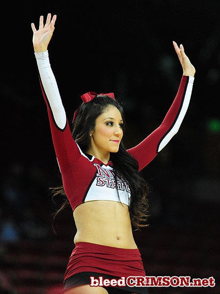 New Mexico State vs. Idaho :: 01/15/2012 :: Sam Wasson