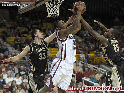 New Mexico State vs. Idaho :: 01/15/2012 :: Tim Barnett-Queen