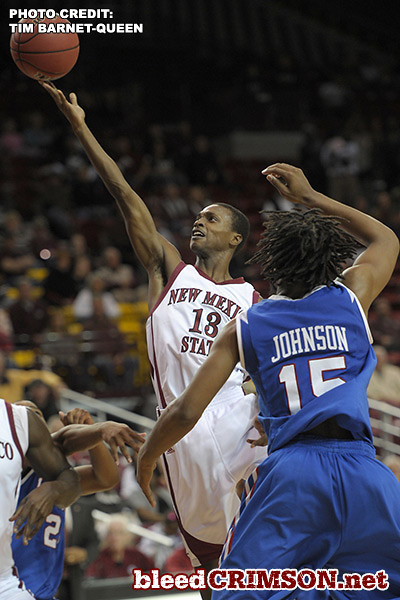 New Mexico State vs. Louisiana Tech :: 02/04/2012