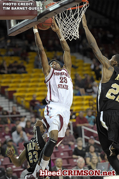New Mexico State vs. Arkansas-Pine Bluff :: 12/31/2011