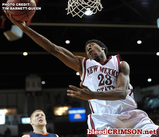 New Mexico State vs. UTEP :: 11/19/2011