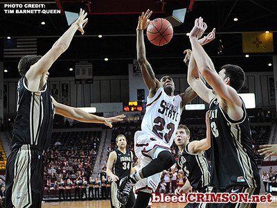 Daniel Mullings (23)<br /> <br /> Photo Credit: Tim Barnett-Queen