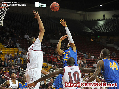 New Mexico State vs. San Jose State (01/19/13)