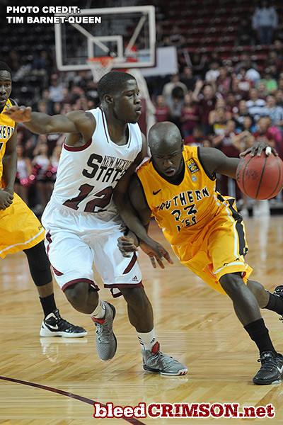 New Mexico State vs. Southern Miss (12/01/12)