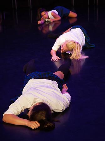 Eindvoorstelling Artiest Dans show & urban (2016)