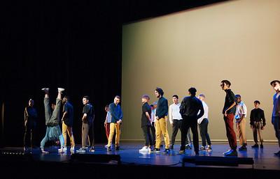Eindvoorstelling Artiest Dans show urban en Dans Fasttrack