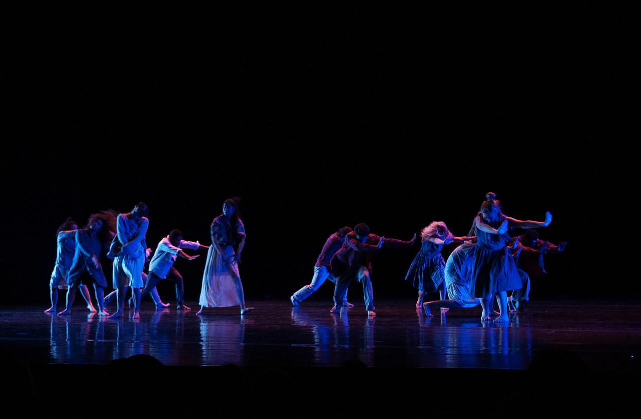 Eind Presentatie: Artiest Dans Show & Urban