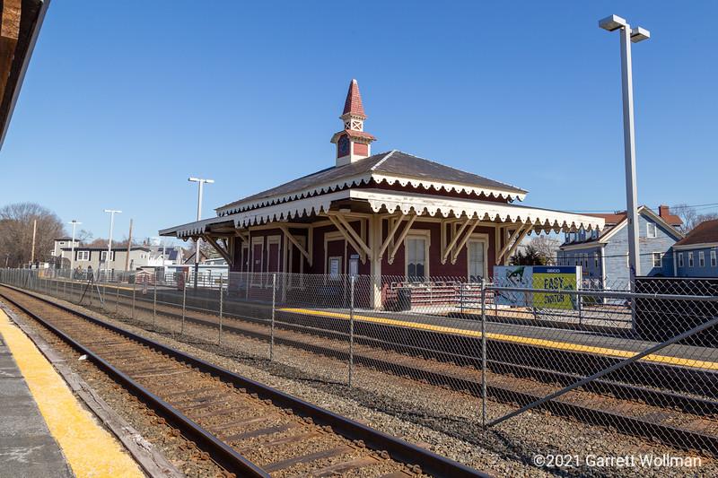 Swampscott station