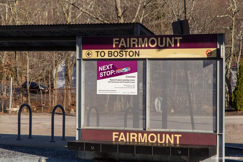 Fairmount station
