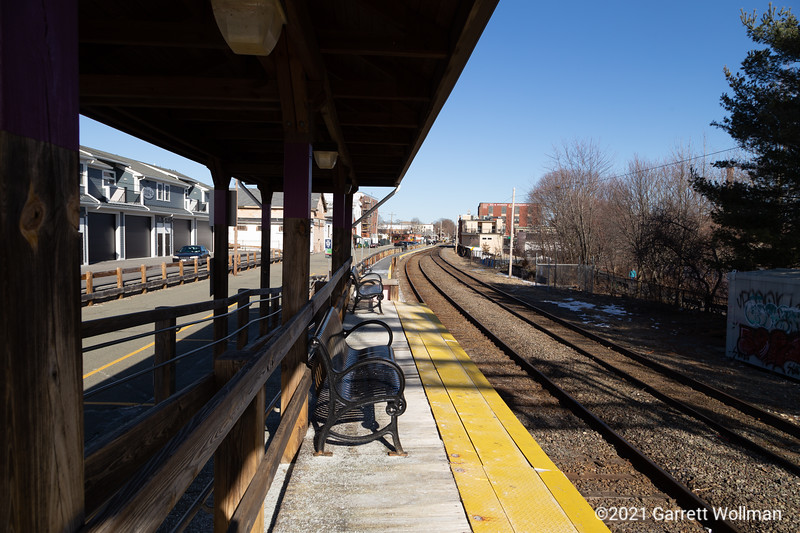 Waltham station