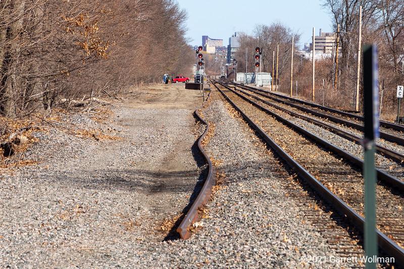 Belmont station