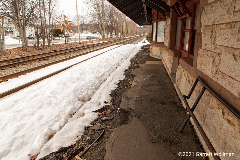 Old Ashland station